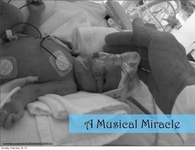 Music therapy slideshow