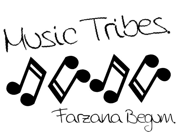 Music tribes 2