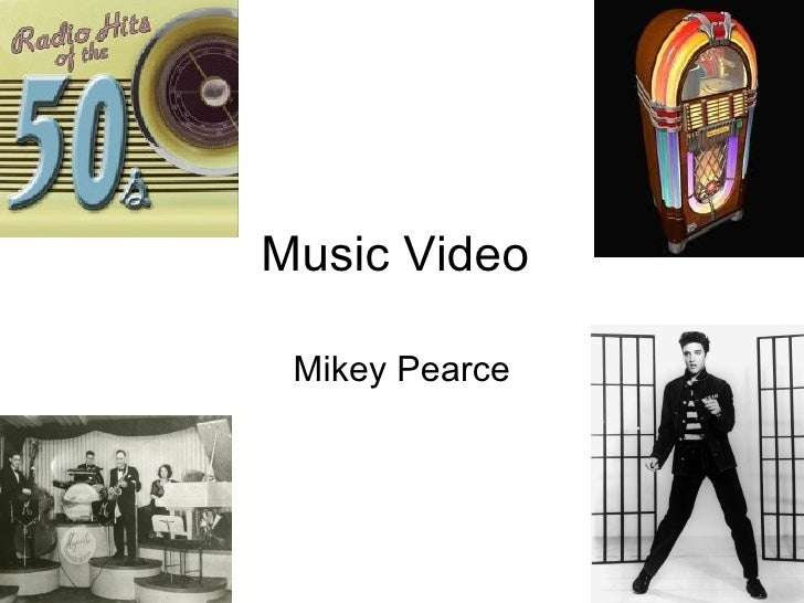 Music Video  Mikey Pearce