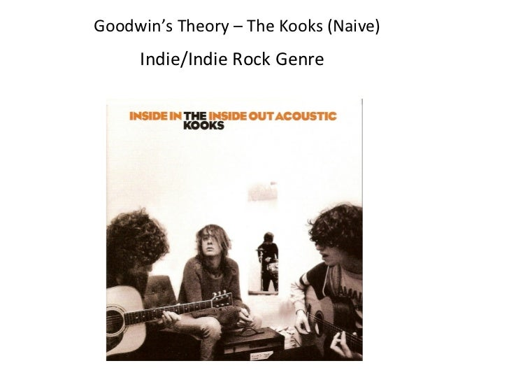 Goodwin's Theory – The Kooks (Naive)     Indie/Indie Rock Genre
