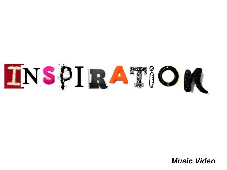 Music video inspiration
