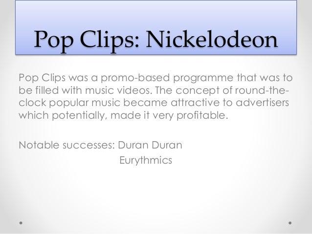 Pop Clips Nickelodeon Pop