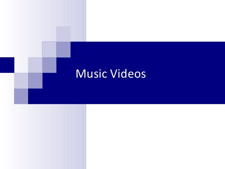 Music vids and theory intro