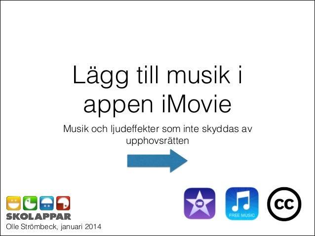 Musik i movie