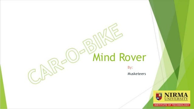 Mind RoverBy:Musketeers
