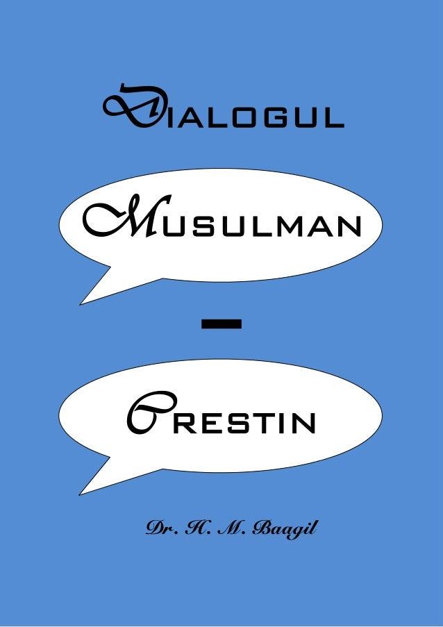 DIALOGULMUSULMAN      – CRESTIN Dr. H. M. Baagil