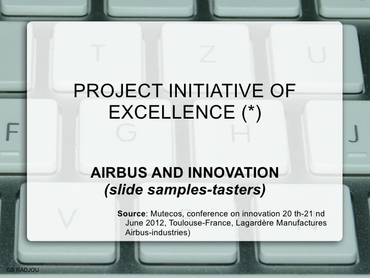 Mutecos 2  airbus innovation industry project excellence
