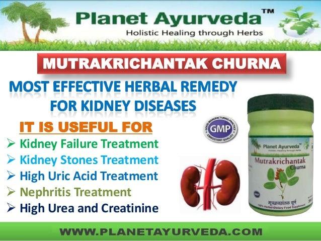 Herbal Remedies for Kidney Diseases- Mutrakrichantak Churna