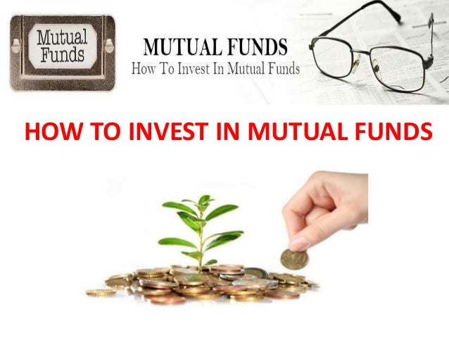 Mutual Fund Investing - Get Your Feet Wet