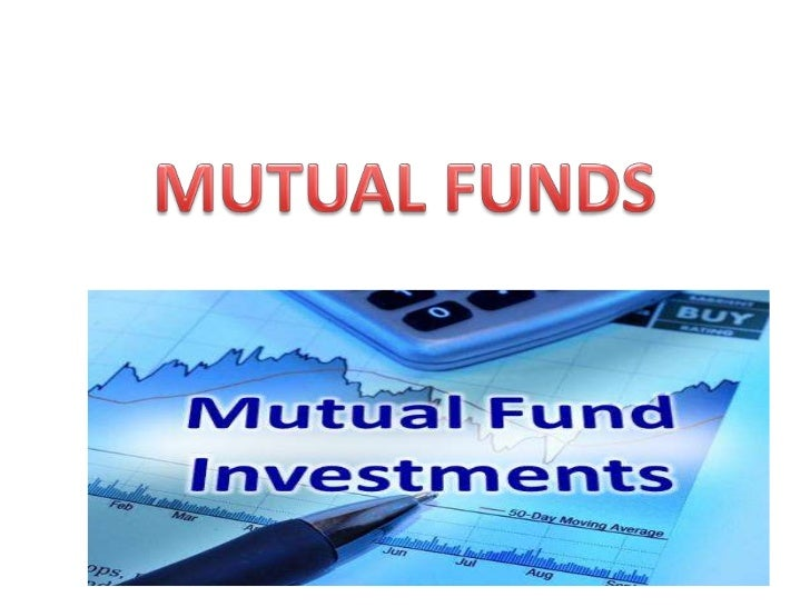 IntroductionA mutual fund is a financial intermediary that   pools the savings of investors for collective     investment ...