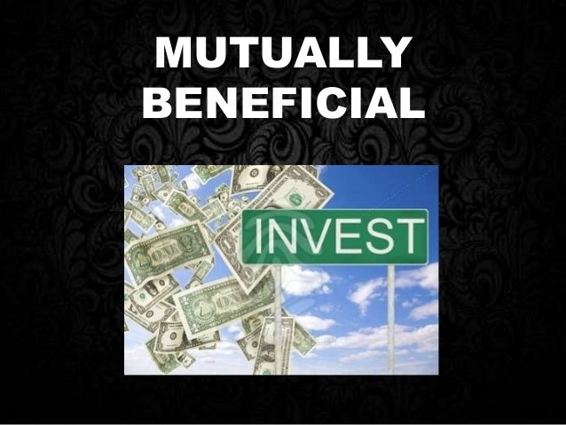 Mutually Beneficial - Success Resources Richard Tan