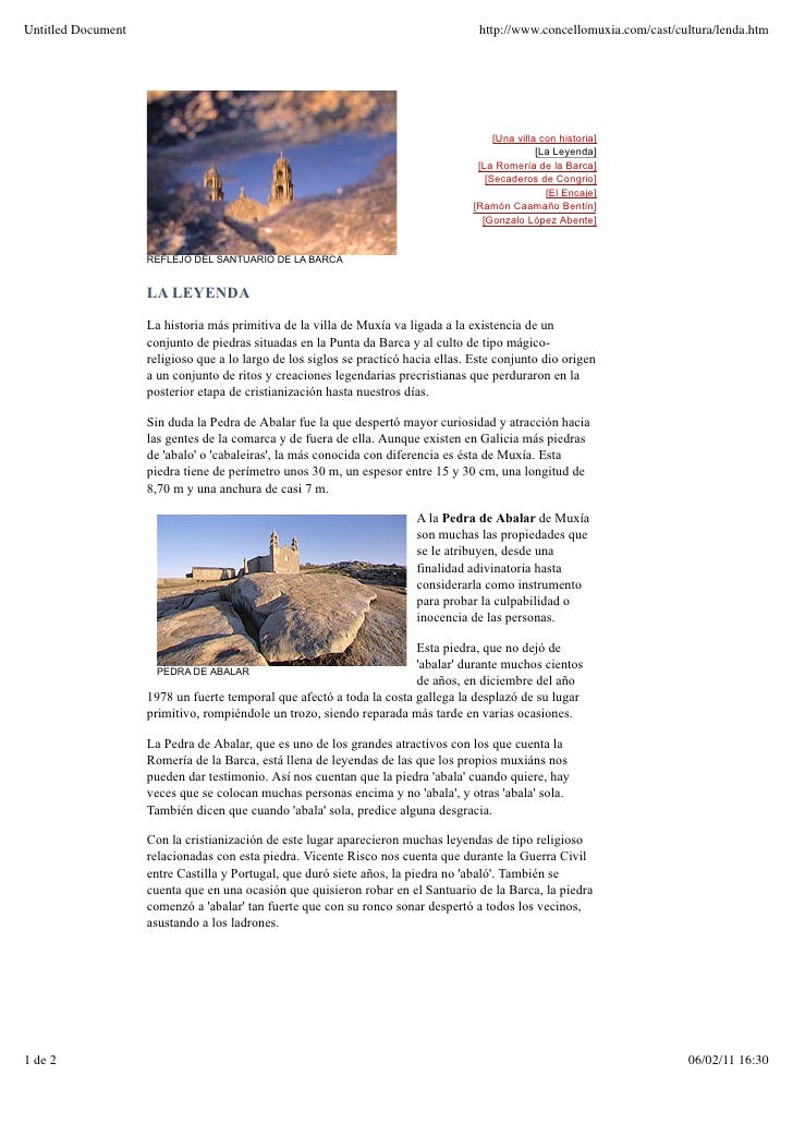 Untitled Document                                                                    http://www.concellomuxia.com/cast/cul...