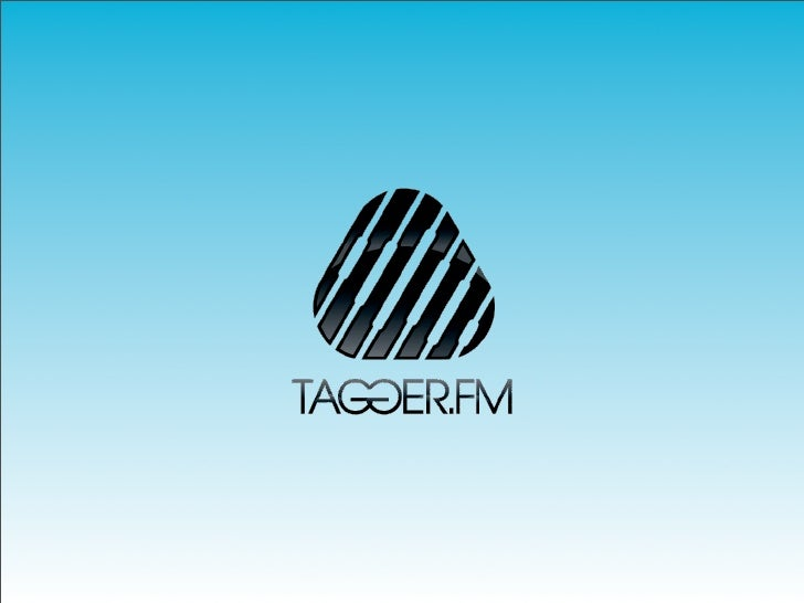 Muziekdigitaal Taggerfm Pitch 091027