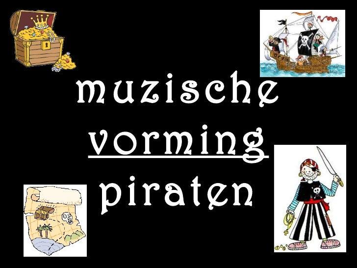 Muzo piraten