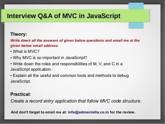 javascript interview questions