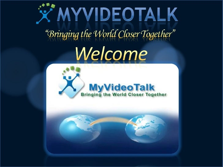 www.MyVideoTalkSuccess.com  Video Game Changer Network Marketing Industry First - Don't delay!