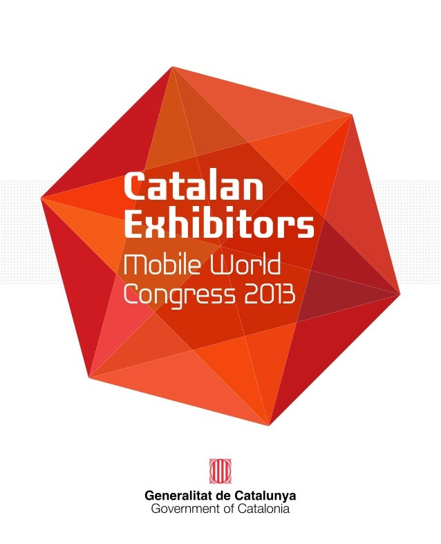 CatalanExhibitorsMobile WorldCongress 2013