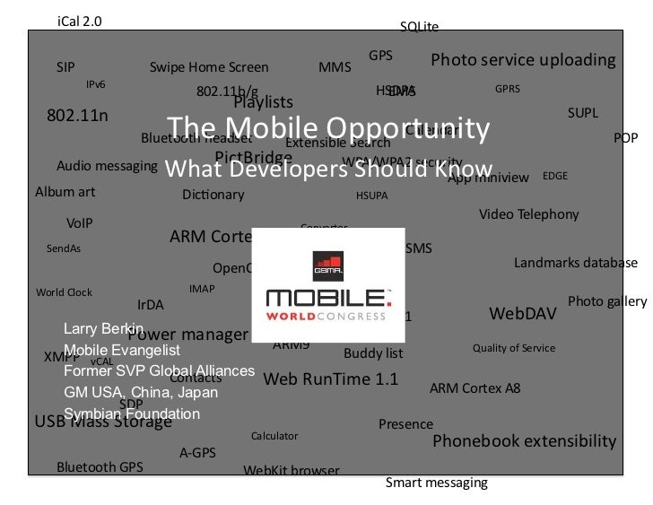 What Mobile Developers Should Know