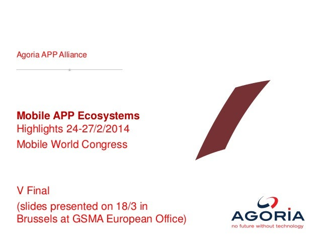 App highlights from Mobile World Congress 2014