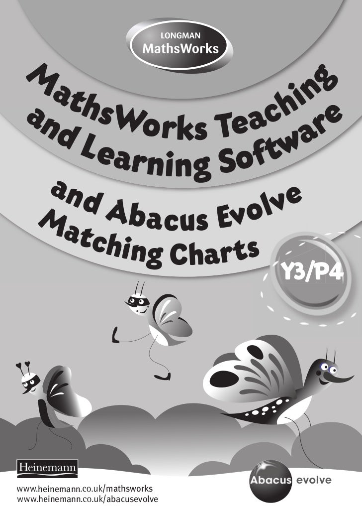 Maths: Abacus Evolve  Year 3 (Textbook 1, 2 and 3) – Pearson publishing