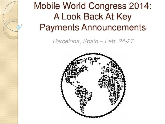 Mobile World Congress 2014 Roundup