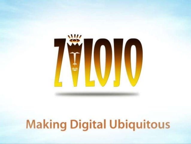 Responsive Web Design Zilojo© Team