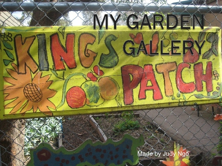 My Garden Gallery