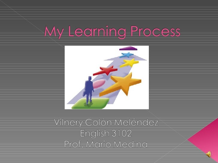 My Learning Process2