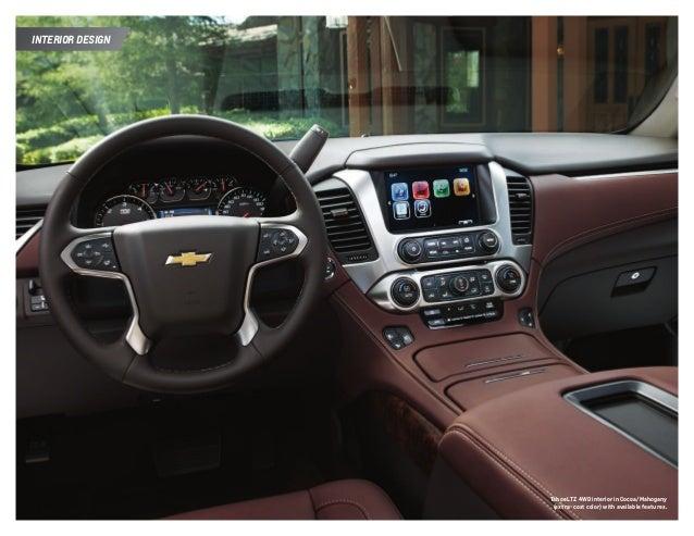 2015 Chevrolet Tahoe Chevrolet Dealer Serving Cleveland