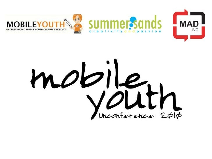 Mobile Youth Unconference 2010