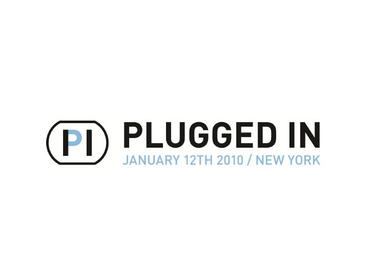 My6Sense - PluggedIn NYC011210
