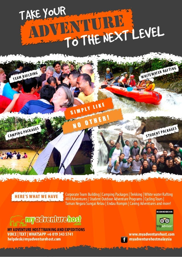 Team Building Package In Malaysia
