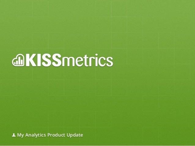 My Analytics App