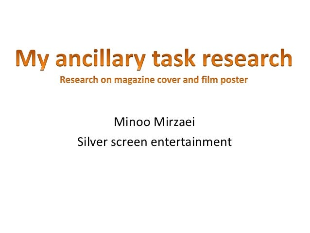 Minoo MirzaeiSilver screen entertainment