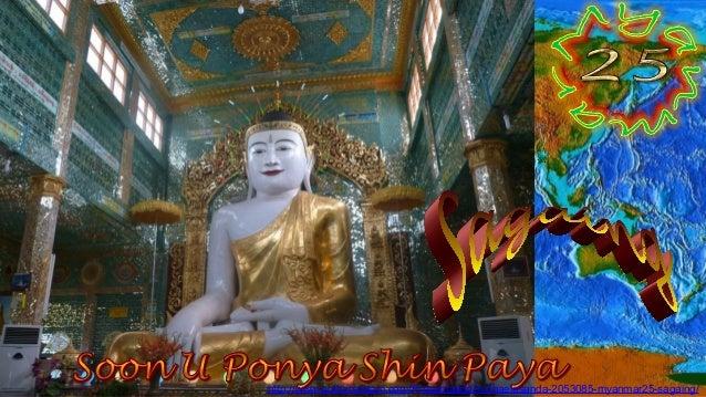 Sagaing Soon U Ponya Shin Paya