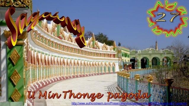 Sagaing Hill U Min Thonse Pagoda