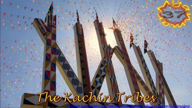 Myanmar37, Kachin tribes