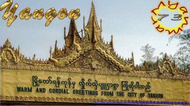 Myanmar73, Yangon