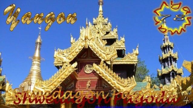 Yangon, Shwedagon Pagoda4
