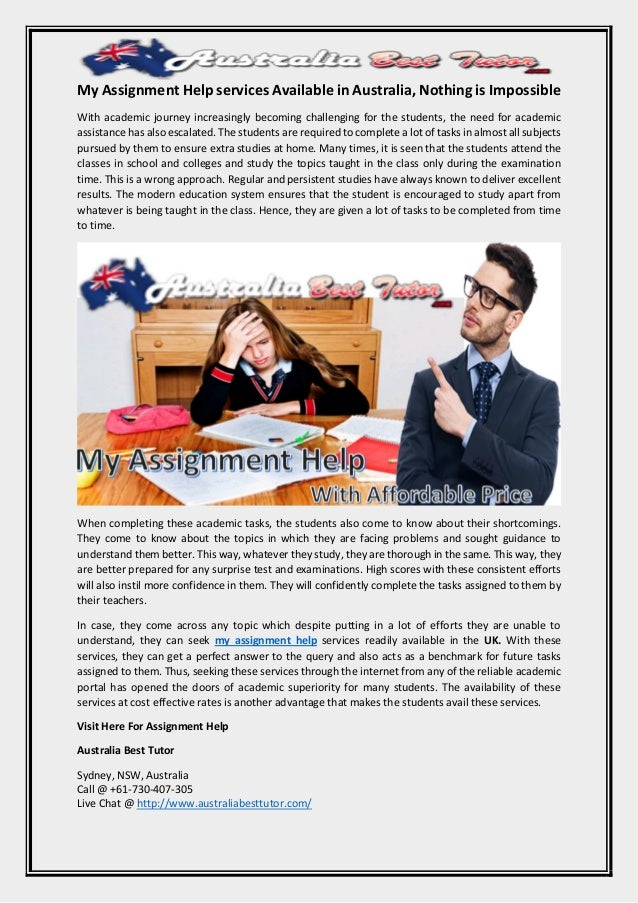 my assignment help australia review My assignment help : samples & case study review sample this entry was posted in education and tagged assignment help australia, assignment help online.