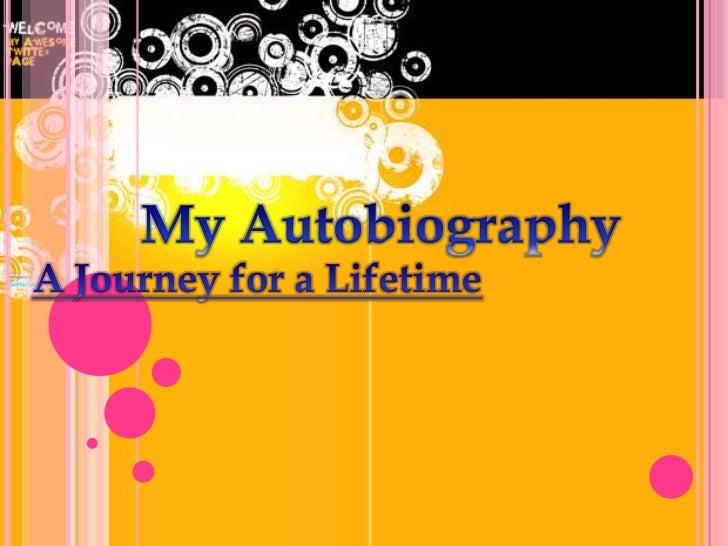 Http Www Slideshare Net Karennmoldez My Autobiography 12050618