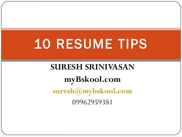 myBskool virtual live class  why analysis of a resume is important - part 3 | Online Mini MBA (Free)