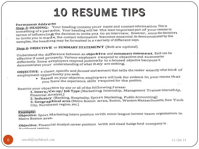 mybskool virtual live class why analysis of a resume is