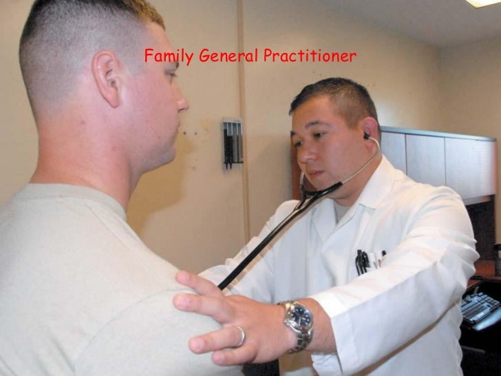 Family General Practitioner