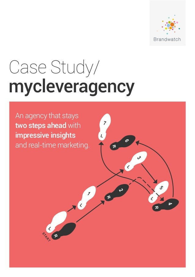 Case Study/ mycleveragency An agency that stays two steps ahead with impressive insights and real-time marketing.