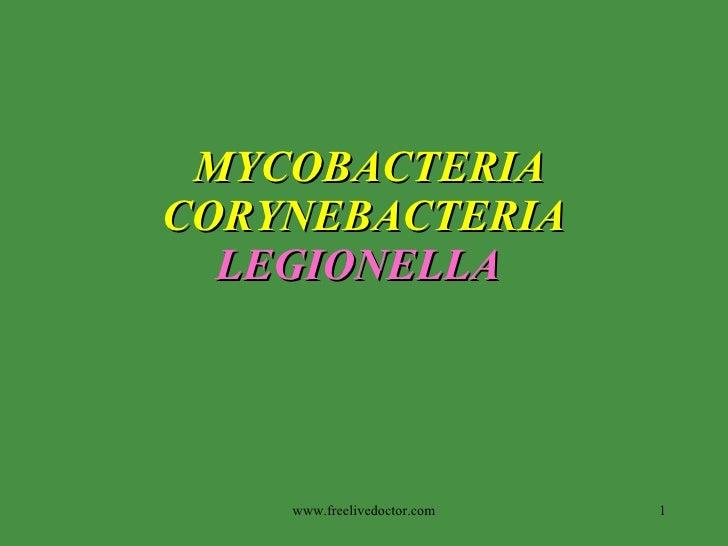 Mycobacteria48