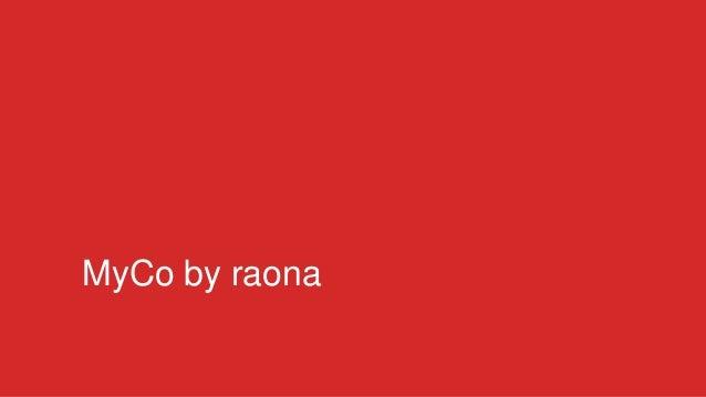 MyCo by raona