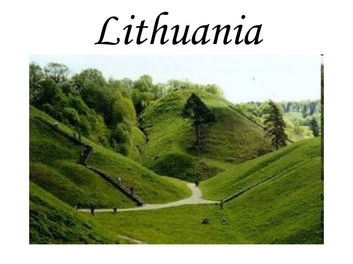 My country lithuania