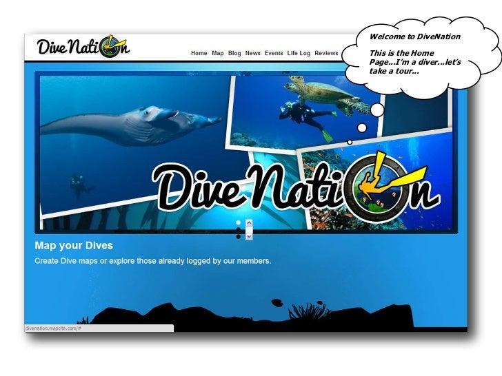 Introducing DiveNation