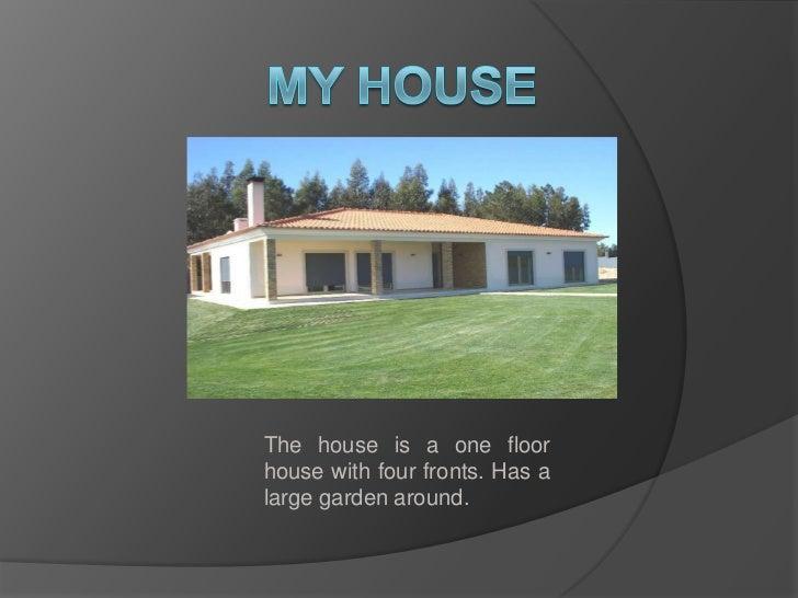 My Dream House Descriptive Essay
